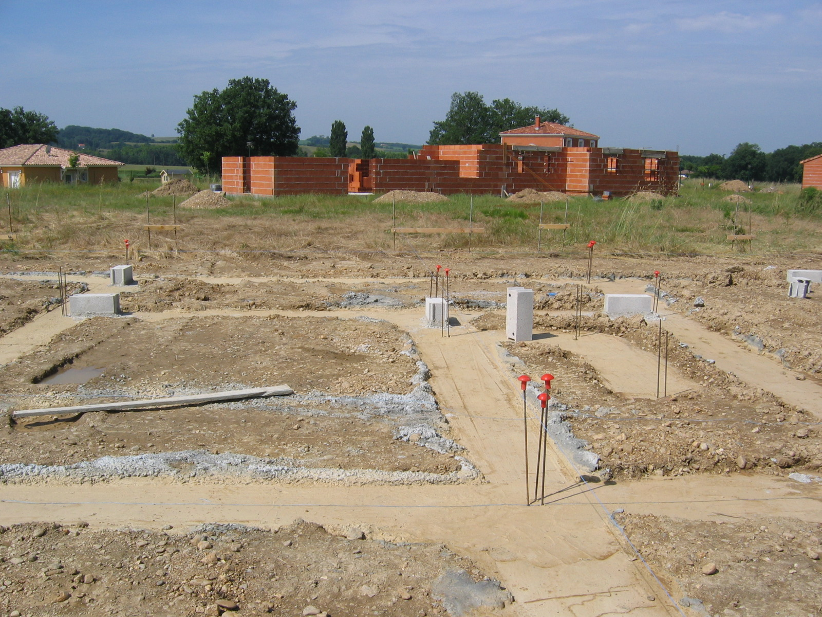 Fondations superficielles (Tarn)