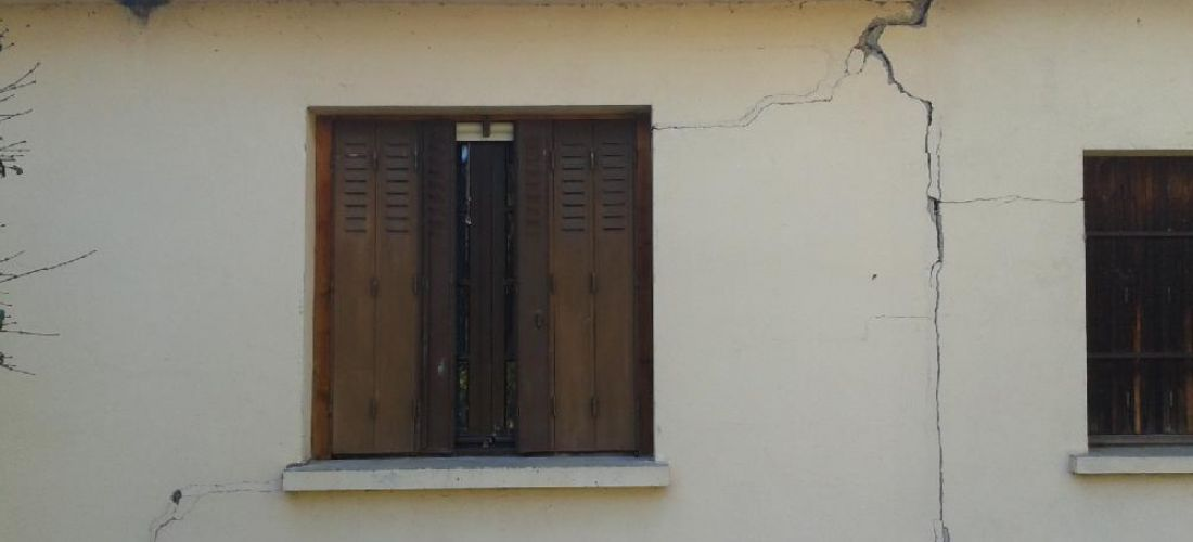 Désordres affectant une maison, mission G5 (Haute Garonne)