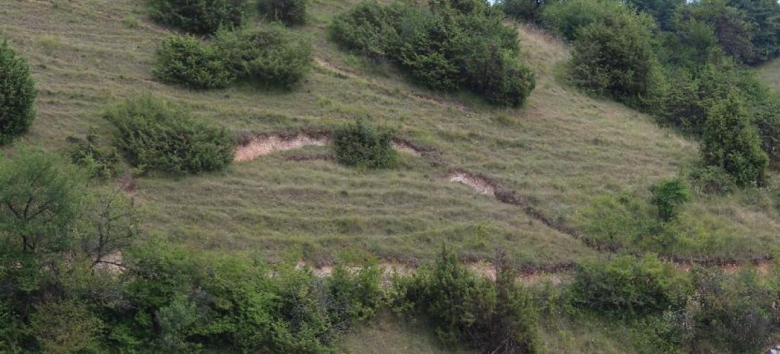Glissement de terrain (Tarn)